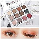 gaddrt Neue Mode 12 Farben Luxus Goldene Matte Nude Lidschatten-palette Kosmetik Make-Up