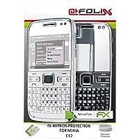FoliX FX - Protector de pantalla con efecto espejo para Nokia E52