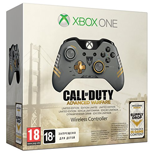Xbox One Wireless Controller CoD Advanced Warfare - Controller Cod One Xbox