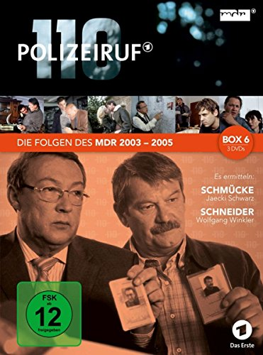 MDR-Box 6 (3 DVDs)
