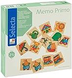 Selecta 63016 Memo Primo, Kinderspielzeug