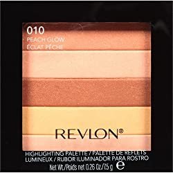 Revlon Highlighting Palette, Peach Glow