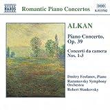Alkan: Piano Concerto, Op. 39 / Concerto Da Camera, Nos. 1-3