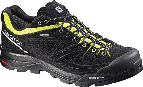 Salomon X Alp Ltr Gtx, Chaussures de Randonnée Homme Black