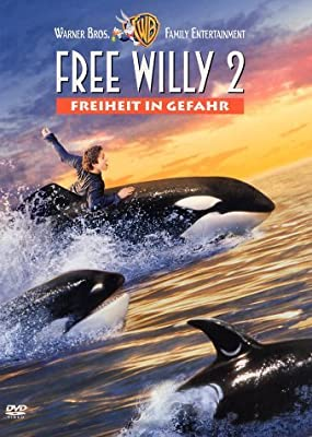 free willy 2 / free willy 2 freiheit in gefahr (Dvd) Italian Import by michael ironside