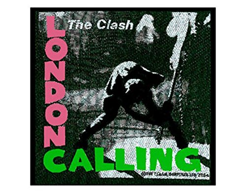 The Clash - London Calling - Toppa/Patch