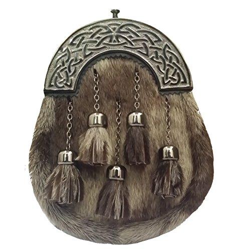 kilt-scozzese-da-uomo-formali-sigillo-pelle-celtico-sporran-cantle-antico-highland-kilt-abito-sporra