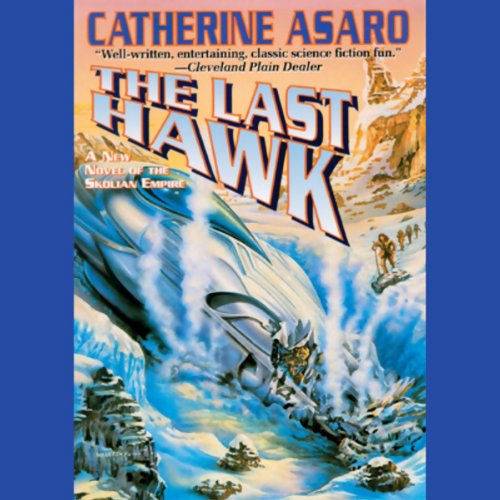 The Last Hawk  Audiolibri