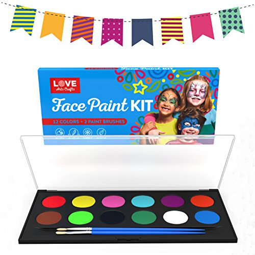 face-painting-kit-safe-non-toxic-12-vibrant-color-palette-professional-quality-face-paint-kits-with-