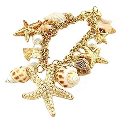 bib-statement-bracelet-with-various-sea-objects-shell-starfish-faux-pearl-chain-ocean-conches-multi-