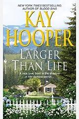 Larger than Life: A Novel Kindle Edition