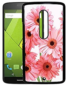 XUWAP 2D Printed Designer Hard Back Cover For Motorola Moto X Play Design-10381