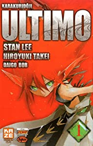 Ultimo Edition simple Tome 1