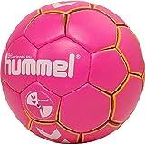 hummel HMLKIDS - Handball für Kinder Pink/Gelb, 0.0