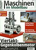 Magazine - Maschinen im Modellbau [Jahresabo]