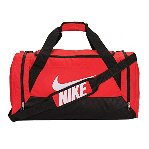 Nike Brasilia Sac à dos Gym Red/Noir/Blanc