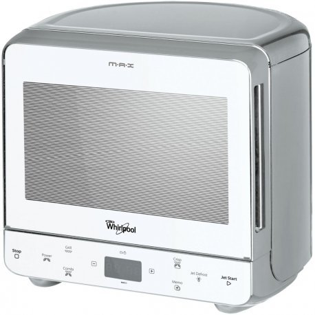 Whirlpool MAX 38 WSL Countertop Combination microwave 13L 700W Silver, White -...