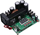 Yeeco Einstellbare 8-60V bis 10-120V 15A DC DC Numerical Control Step up-Boost-Converter Voltage Regulator Booster Board Solar-Lade