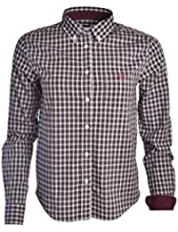 Guante-Manopla, diseño de Camisa de cuadros para mujer, diseño de cuadros escoceses