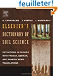 Elsevier's Dictionary of Soil Science...
