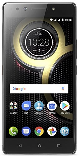 Lenovo K8 Note (Venom Black, 3GB) with New System Update