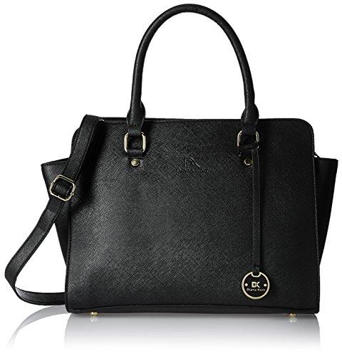 Diana Korr Women Shoulder Bag (Black)(DK10HBLK)
