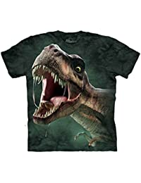 The Mountain Enfant Dinosaure Rugissement Du T-Rex T Shirt