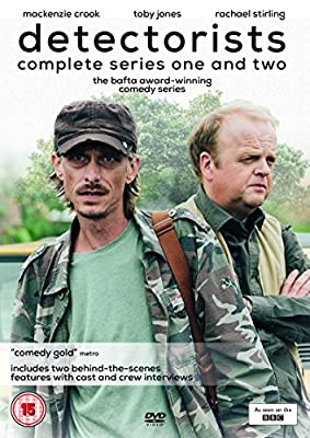 Detectorists - Series 1-2 Complete [DVD]