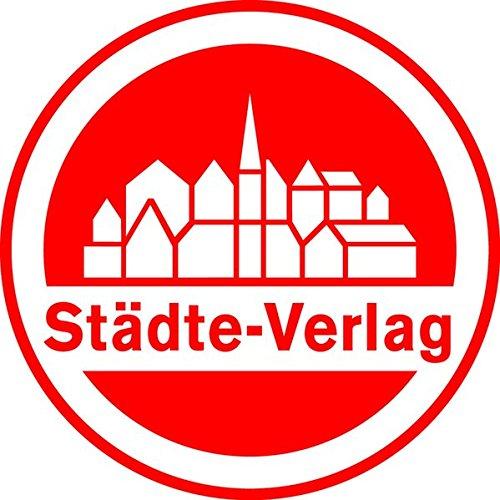 Wels (Österreich): Maßstab 1 : 12 500 (Städte-Verlag Salzburg Stadtpläne)