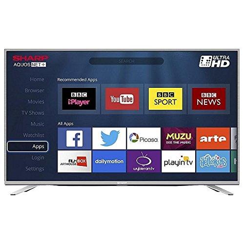 Sharp LC-55CUG8462KS 55 -inch LCD 1080 pixels 600 Hz TV