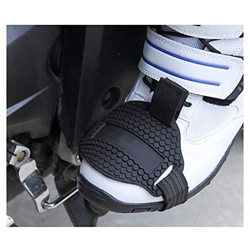 KKmoon Zapatos de Motocicleta Protector Gear Shifter Calzado Accesorios para Botas Cover...
