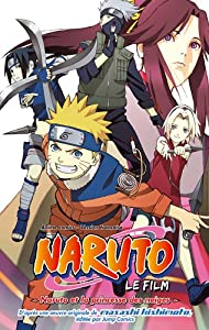Naruto Le Film Edition simple Naruto et la Princesse des Neiges