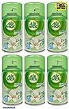 6 x Airwick Freshmatic Freesia & Jasmine Refill
