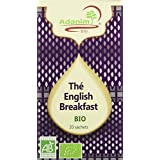 Moulin des Moines Thé Noir English Breakfast 30 g BIO - Lot de 4