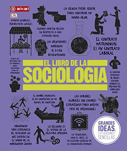 El libro de la sociología (Grandes temas – Gran formato)