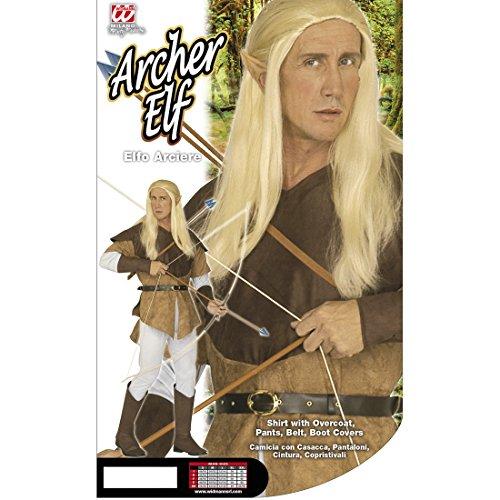 Imagen de disfraz de elfo archer legolas de el señor de los anillos elvish disfraz amarillo carácter traje elvish elfo señor del bosque elfkostüm fabulosa hada del bosque disfraz carnaval disfraces hombres alternativa