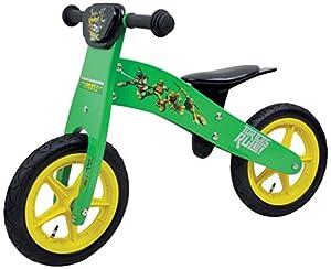 New Plast - Bicicleta sin Pedales Tortugas Ninja (BL1262)