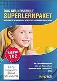 Produkt-Bild: Das Grundschule SUPERLERNPAKET Klasse 1&2