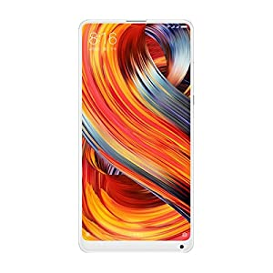 "Xiaomi Mi Mix 2 Special Edition - Smartphone 5.99 Free"" (4G, WiFi, Bluetooth, Snapdragon 835 Octa Core, internal memory 128 GB expandable with microSD, RAM 8 GB, Dual chamber 12 MP, Android One, Spanish version), White"