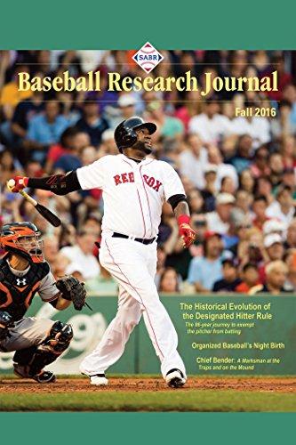 Baseball Research Journal (BRJ), Volume 45 #2: Fall 2016 Issue por Robert D. Warrington