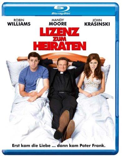 Lizenz zum Heiraten [Blu-ray]