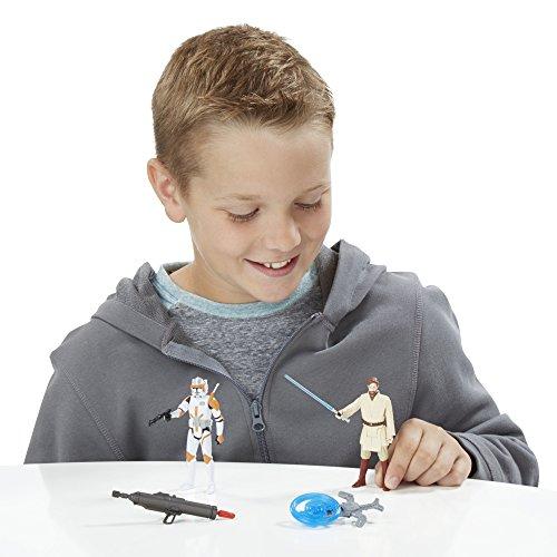 Star Wars Revenge Of The Sith 3.75-inch Obi-wan And Commander Cody Figure - 10