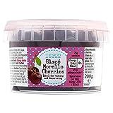 Tesco Morello Flavoured Glace Cherries 200G