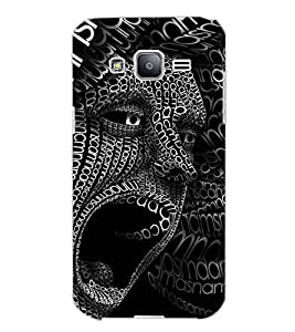 SAMSUNG GALAXY J2 FACE Back Cover by PRINTSWAG