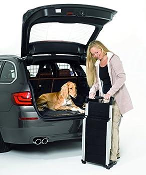 Kleinmetall DogWalk3 Rampe pour chien en aluminium 73-163 cm 5,5kg
