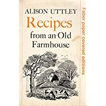 Recipes from an Old Farmhouse