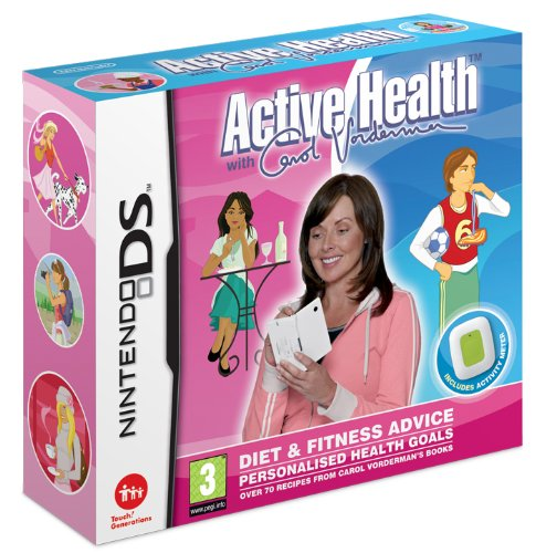 active-health-with-carol-vorderman-nintendo-ds