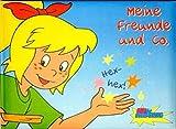 BSB-Obpacher GmbH Bibi Blocksberg Freundebuch Meine Freunde und Co. Poesiealbum Zum ausfüllen