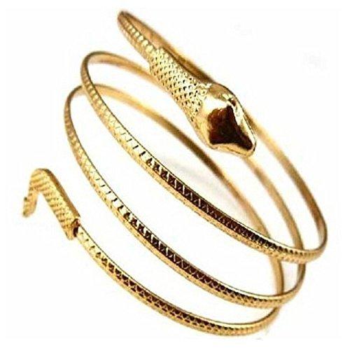 flyyfree-mode-enroule-serpent-spirale-haut-du-bras-brassard-brassard-bracelet