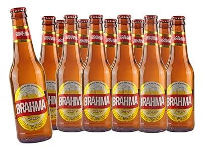 BRAHMA Bier 12 x 330 ml